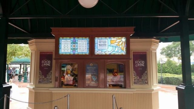 Annual Passholder Changes