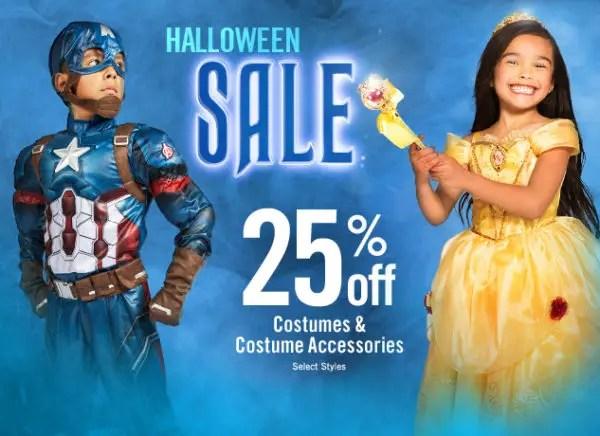 disney store halloween costumes