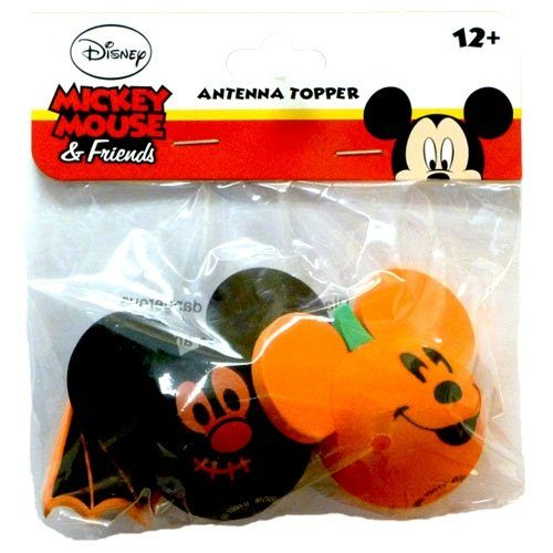Halloween Disney Car Antenna Toppers