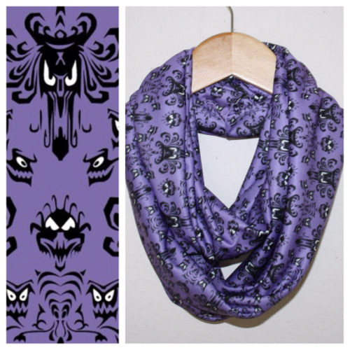 Haunted Mansion Scarf
