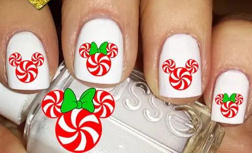 holidays finger tips