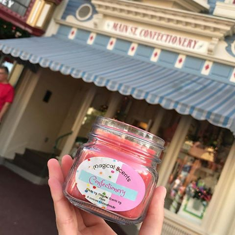 Disney Inspired Candle Sale