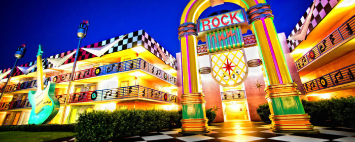 Live Music Now at All Star Music Resort