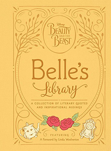 Beauty and the Beast: Belle's Library: A Collection of