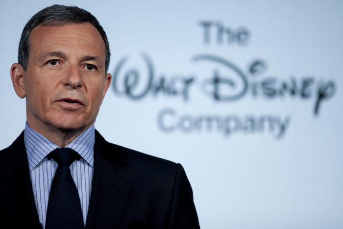 Bob Iger Pay Cut