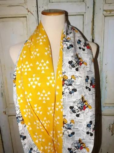 Disney scarf 2
