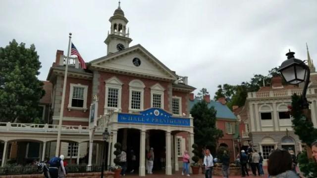 Disney World Refurbishment July 2017