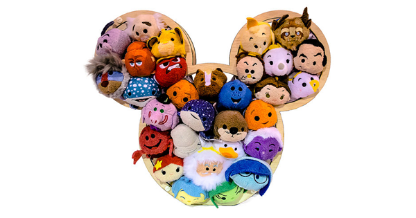 Mickey Mouse Tsum Tsum Display