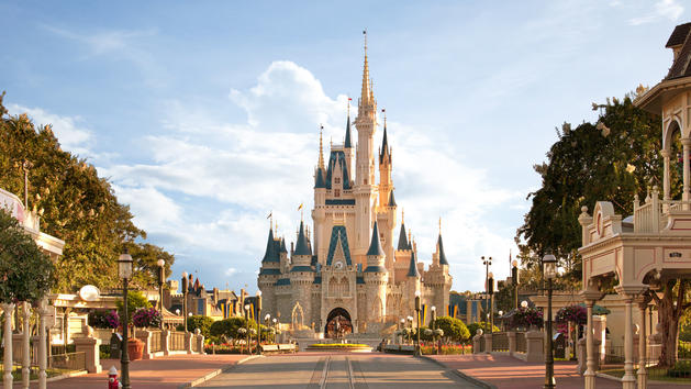 Disney World Re-Opening