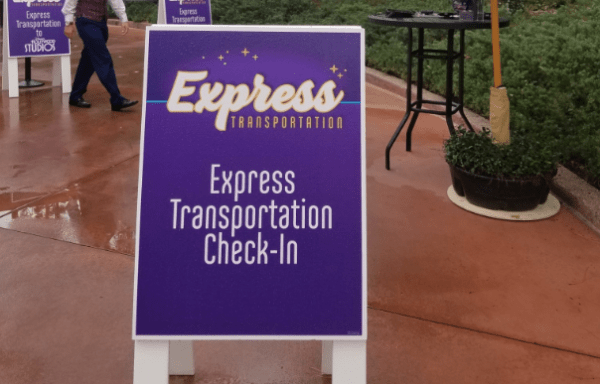 Walt Disney World Raises prices on Express Bus Transportation 1