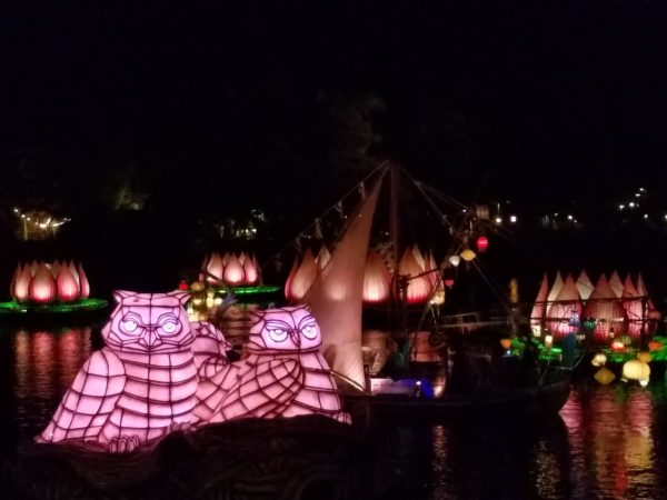 First Look at the Rivers of Light Soft Opening 1