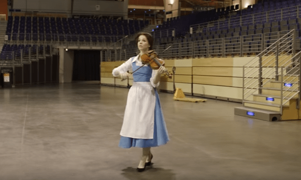 Check out a day in the life of Belle on tour by Lindsey Stirling 1