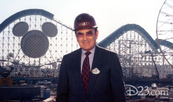 D23 Members can Dine with a Disney Legend This May 1