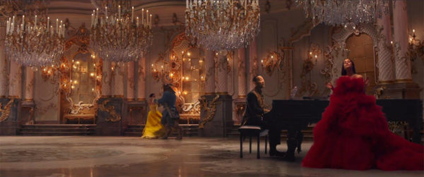Beauty and the Beast Music Video