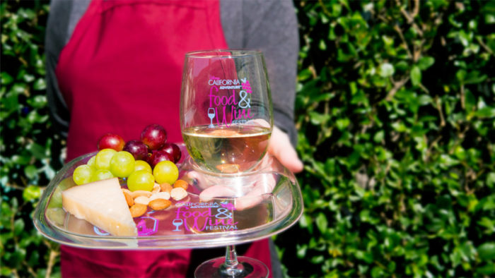 Disneyland Food & Wine Festival