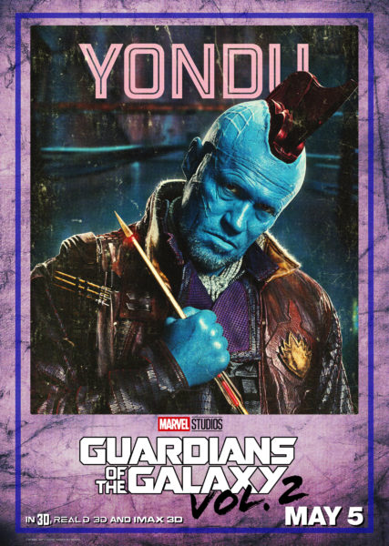 """Guardians Of The Galaxy Vol 2"" New Posters, New Trailer, tickets now available 6"