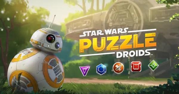 Puzzle Droids
