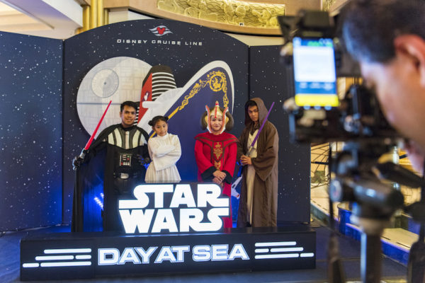 Epic Star Wars Day at Sea Experiences Aboard the Disney Fantasy 4