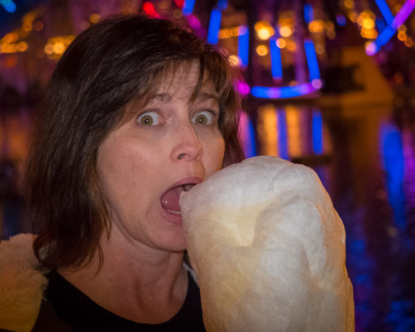 Dole Whip Cotton Candy…. Whaaaa?? A Review 2