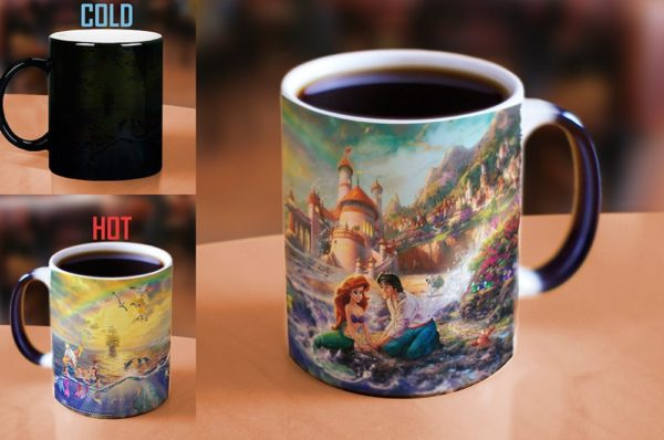 Disney Little Mermaid Morphing Mug