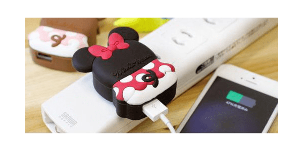Minnie Mouse USB Chargers