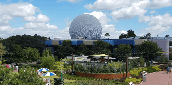 Easter Fun This Sunday at the United Kingdom Pavillion in Epcot 1
