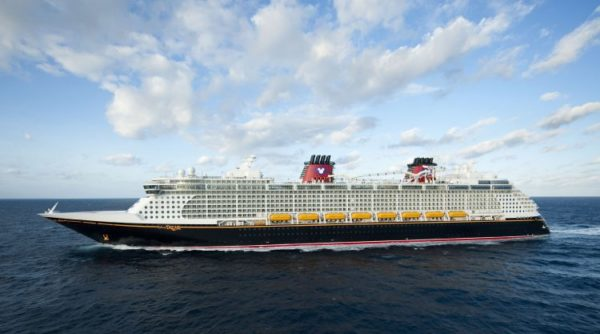 BREAKING: Reports of Man Going OverBoard on Disney Dream Cruise Ship 1