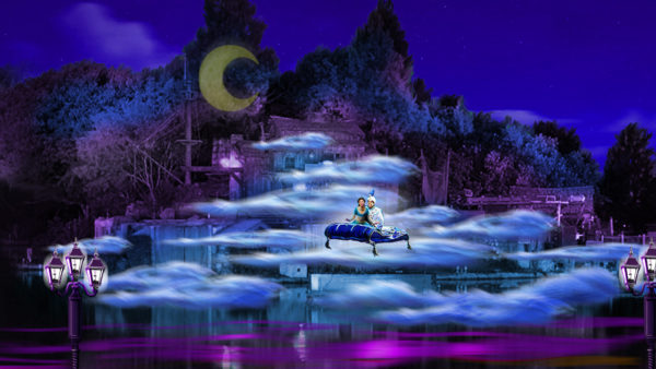 New Scenes Coming to Fantasmic! When it Reopens This Summer at Disneyland 1