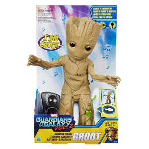 Guardians of the Galaxy Baby Dancing Groot Toy with Music 3