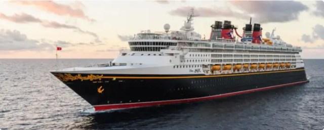Disney Cruise Line Fall 2018 Itinerary