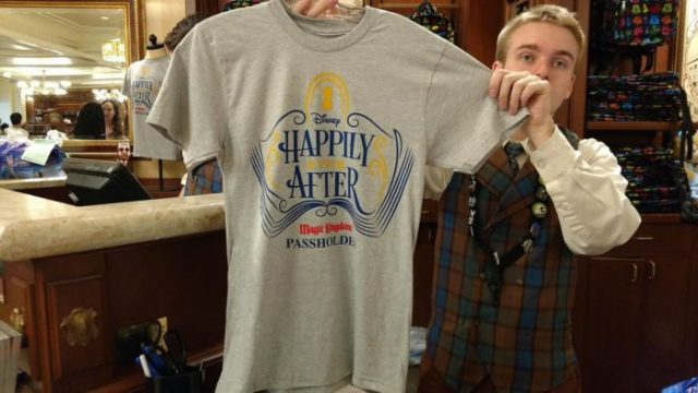 """New """"Happily Ever After"""" Merchandise Being Offered at The Magic Kingdom 3"""