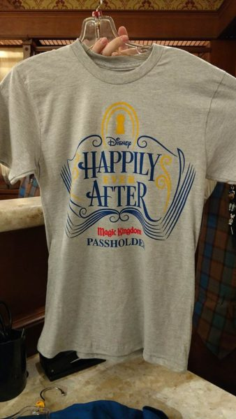 """New """"Happily Ever After"""" Merchandise Being Offered at The Magic Kingdom 4"""