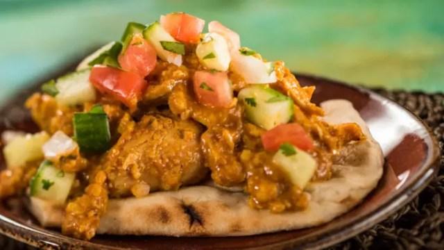 Korma Chicken - Food & Wine