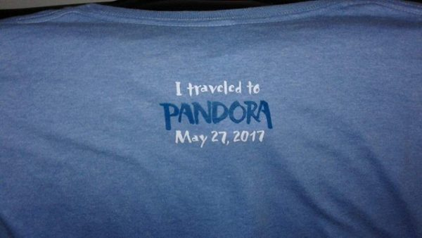 Out now! Pandora Annual Passholder Merchandise 2