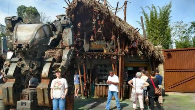 First Look At The Pongu Pongu Refreshment Stand Menu in Pandora - The World of Avatar 3
