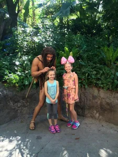 Tarzan Meet and Greet