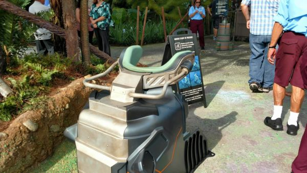 Test Seat Available for Pandora's 'Avatar Flight of Passage' Attraction 1