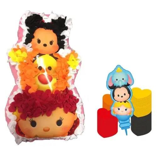 Fun Design Your Own Tsum Tsum Plush Activity Set 2