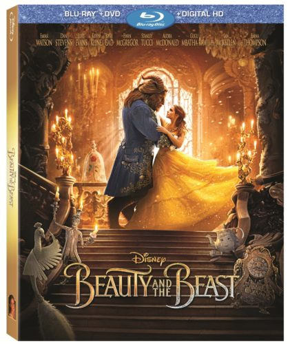 """""""Beauty And the Beast"""" Arrives on Digital HD, Blu-ray, and Disney Movies Anywhere On June 6 1"""