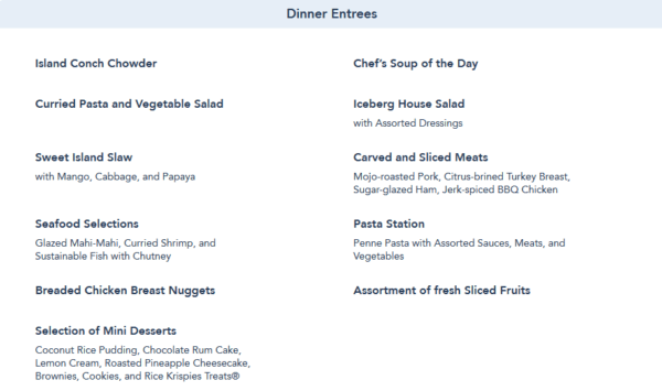 Quick Service Buffet Now Available for Guests at Caribbean Beach Resort in Walt Disney World 1