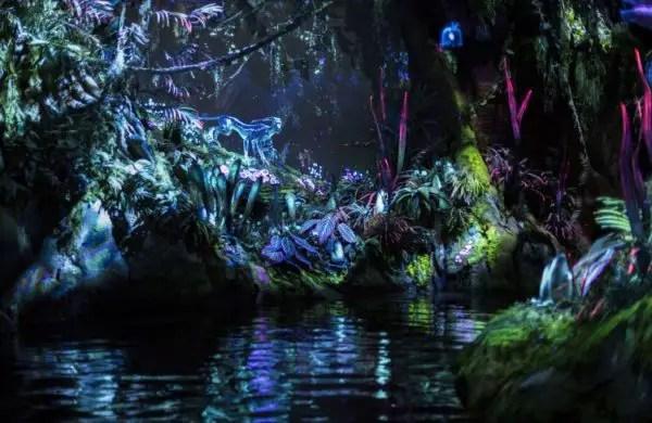 Take a Photo Tour of Pandora - World of Avatar Opening This Weekend at Disney's Animal Kingdom 10