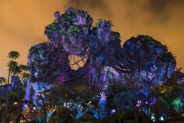 Take a Photo Tour of Pandora - World of Avatar Opening This Weekend at Disney's Animal Kingdom 6