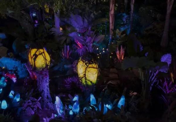 Take a Photo Tour of Pandora - World of Avatar Opening This Weekend at Disney's Animal Kingdom 9
