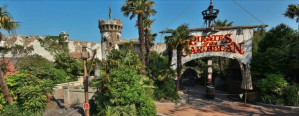 """Captain Jack Sparrow Finally Added to """"Pirates of the Caribbean"""" at Disneyland Paris 1"""