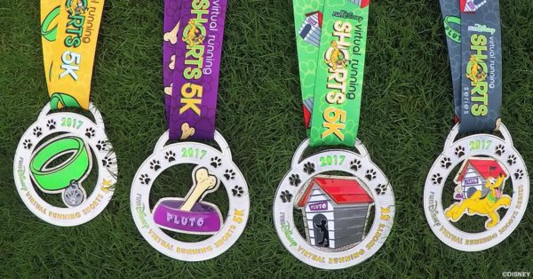 The runDisney Virtual Running Shorts Series is now open for registration. 1