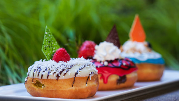 The Coffeehouse at Disneyland Hotel Celebrates National Doughnut Day 1