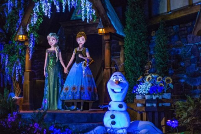 Frozen Ever After Fastpasses at Epcot Now Start at 9am Rather Than 11am 1