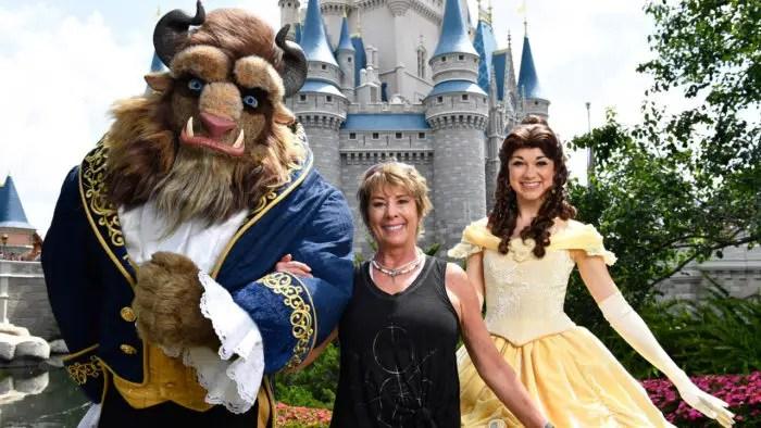 Paige O'Hara Beauty and the Beast