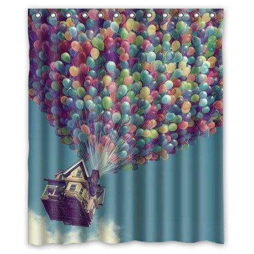 Five Unique Disney Inspired Shower Curtains We Love 10