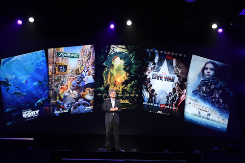 All Of The Disney Action Movies Announced At The D23 Expo Today 2